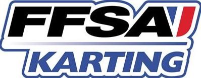 FFSA Karting logo